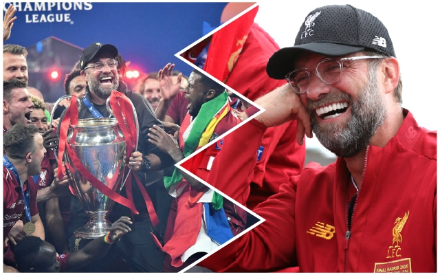 Jurgen Klopp's comments on Champions League content prove he's one of us