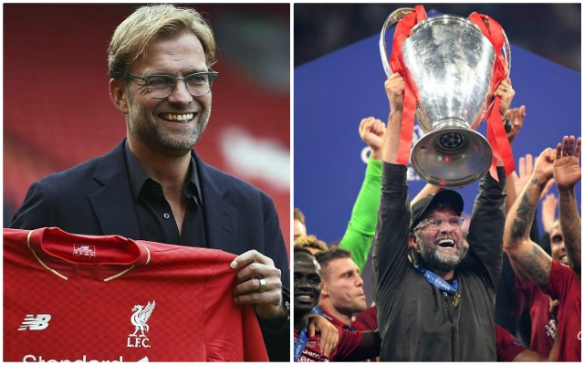 Jurgen Klopp outlines the two key reasons why he chose the Reds in 2015