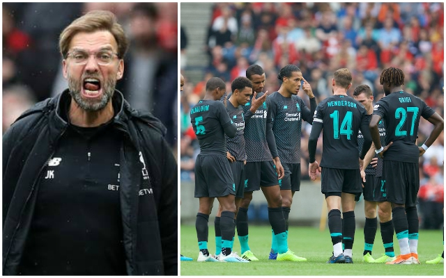 Jurgen Klopp makes promise following Reds' disappointing pre-season form