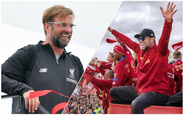 Jurgen Klopp makes admission about his first four years with the Reds