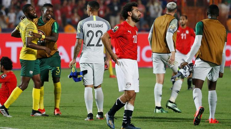 Mo Salah has reacted to Egypt's shock AFCON exit, with LFC no.11 set for well-earned break