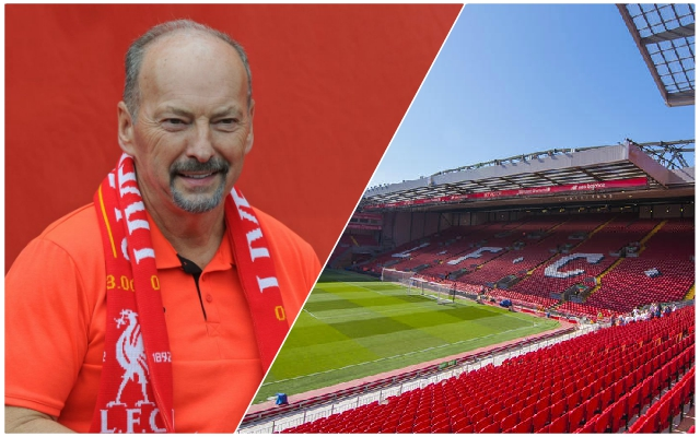 Peter Moore confirms exciting news about Anfield expansion