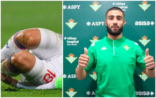 Betis subtly troll Liverpool's knee concerns after Fekir signing