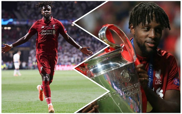 Divock Origi explains his decision to sign new terms – and Reds fans will love it