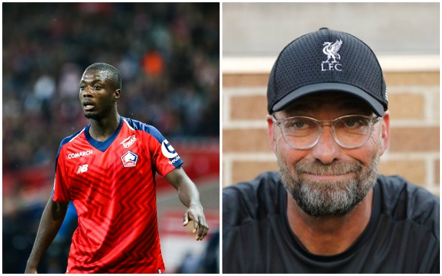 Massive news: 'Very good' Italian source make Nicolas Pepe and LFC claim – but there's a catch