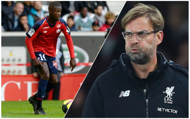 'Bro, I don't know…' Journo says Klopp wanted Pepe, but can't explain breakdown of transfer