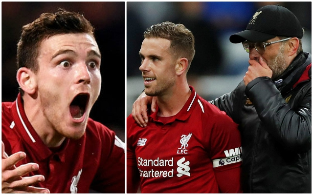 Brutally honest Robertson outlines how squad was blasted for Napoli performance