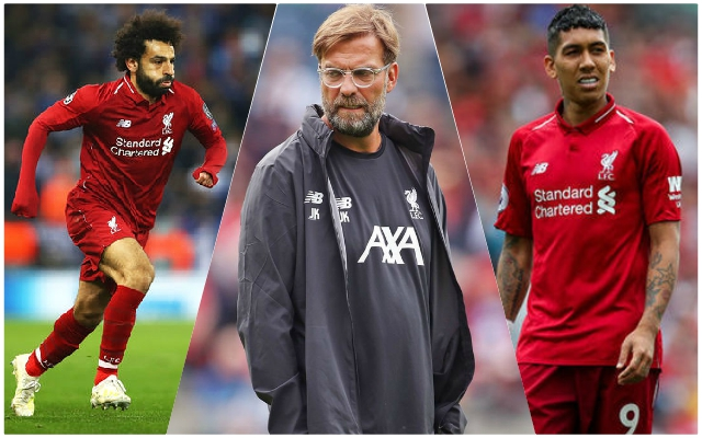 Salah, Firmino and Alisson: How the Reds could line up against Lyon