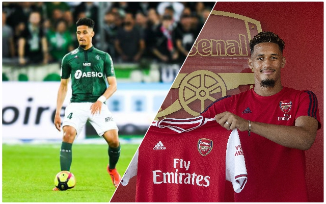 New Arsenal signing makes hilarious claim about the Gunners involving the Reds