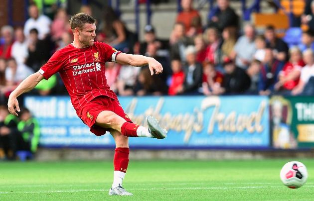Milner picks out two players for special praise after 6-0 rout #ShockDivScored