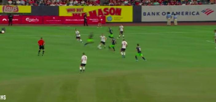 (Video) Jordan Henderson's lung-busting highlights v Sporting Lisbon