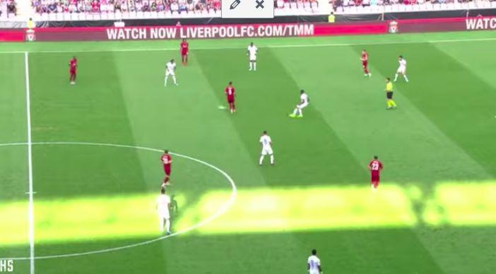 (Video) Keita highlights v Lyon: Bulked up Naby sharp on return