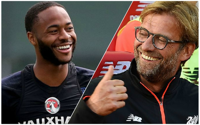 Raheem Sterling makes Reds admission that Man City fans won't like