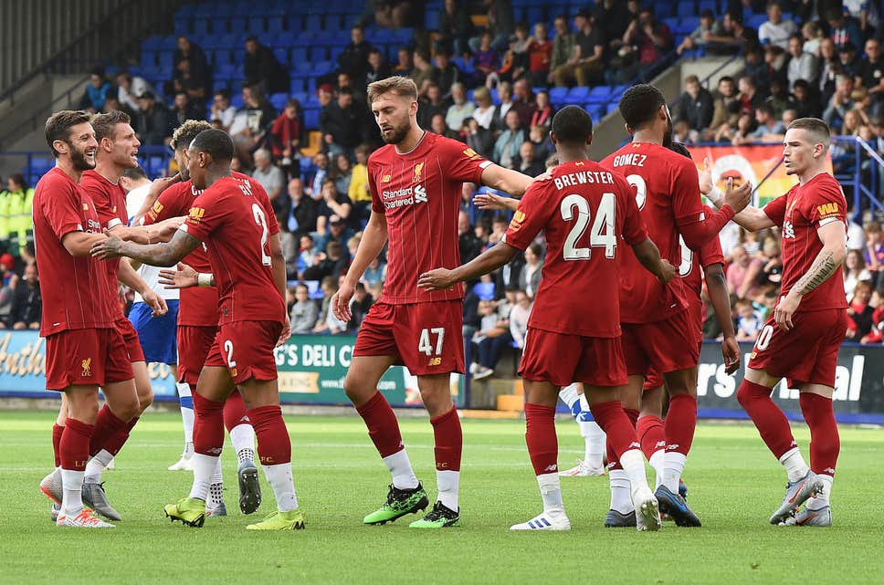 Liverpool starting XI v Bradford: Klopp renews faith in youth as Reds look to end Bantams' streak