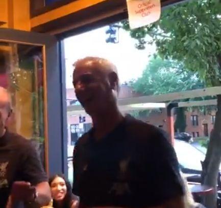 (Video) LFC legend's response to question about van Dijk is brilliant