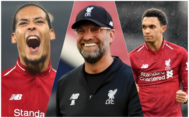 Van Dijk, Robbo, Oxlade-Chamberlain: How the Reds could line up against Dortmund with an XI for each half