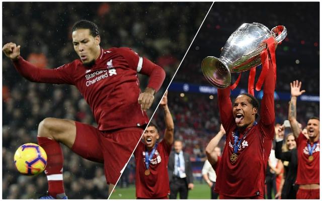 Reds legend makes massive claim about 'phenomenal' Virgil van Dijk