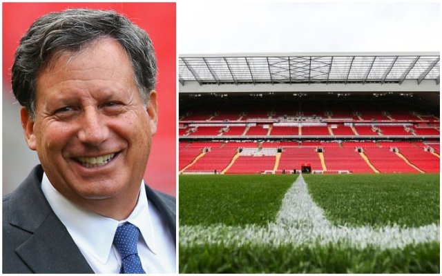 Reds chairman offers update on Anfield expansion