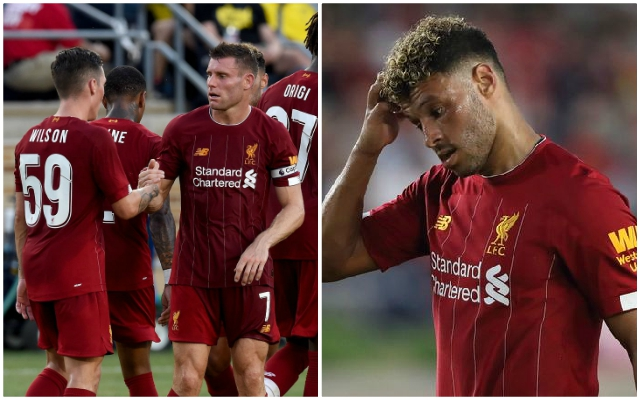 Three winners and three losers from the Reds' defeat against Borussia Dortmund