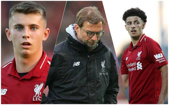 What next for young Reds trio left behind ahead of 'the most important week of pre-season'?
