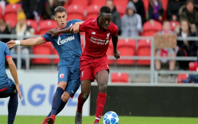 Serie A side reportedly confirm Bosman signing of young Reds' winger