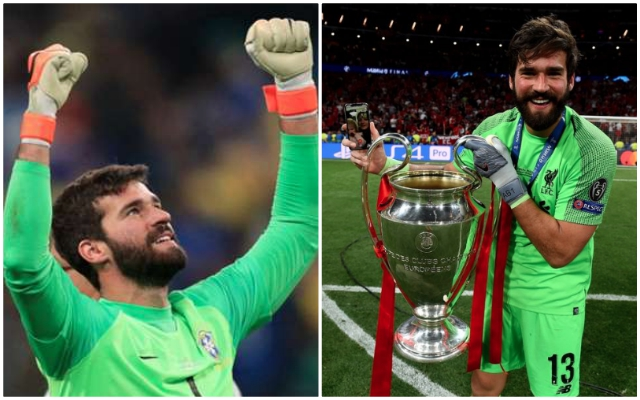 Golden-gloved Alisson makes history with unreal goalkeeping statistics