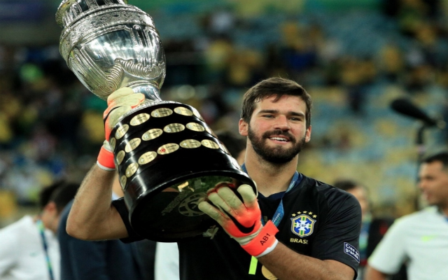 How Alisson's three Golden Gloves could see him awarded this year's Ballon d'Or