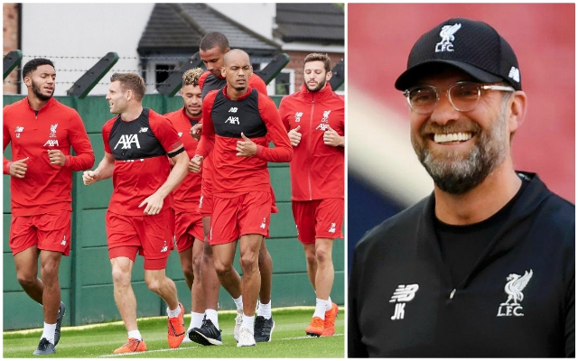 """Reds will buy a versatile left-sided first-teamer, while Klopp not jealous of teams in """"fantasia land"""" – Telegraph"""