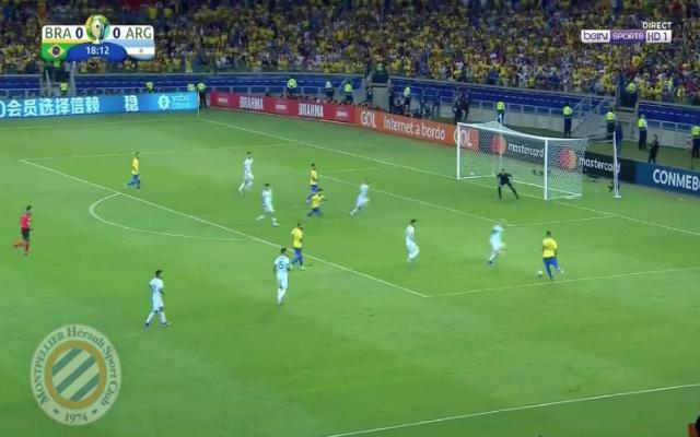 (Video) – Bobby chalks up assist as Brazil beat Argentina 2-0