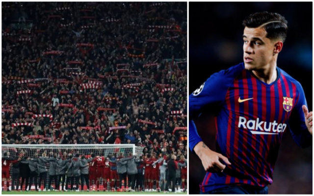 Echo poll reveals majority fan verdict on Liverpool's prodigal son