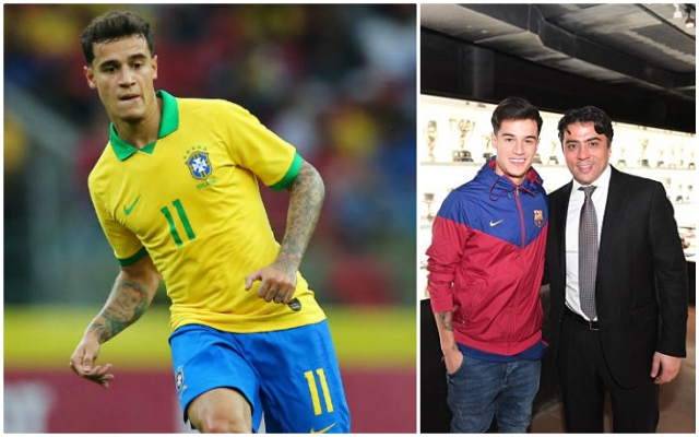 Barca disrespect Coutinho – Phil embarrassed once again by Los Cules