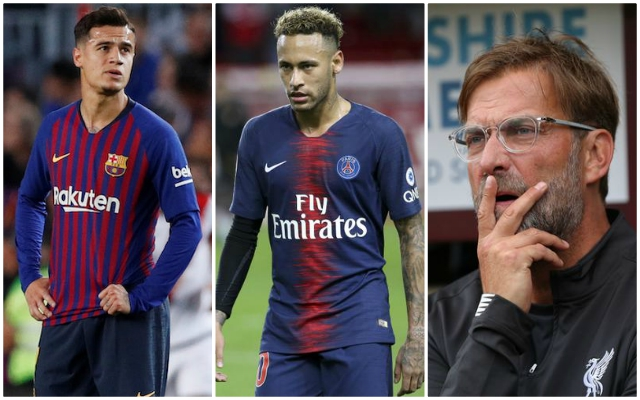Neymar tells PSG he wants out, which could spark Coutinho chain reaction – Sky Sports