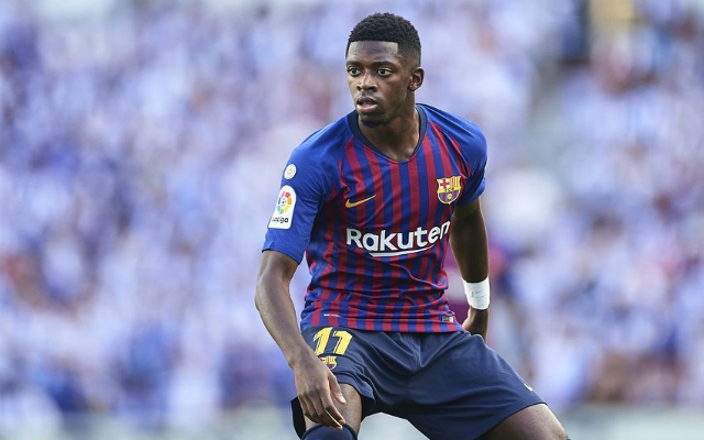 David Lynch clears up Ousmane Dembele to Liverpool confusion