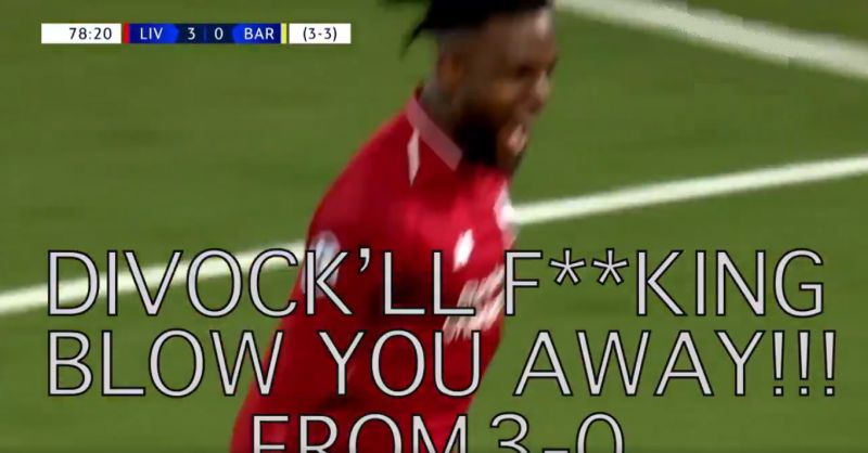 (Video) LFC fan creates hilarious remix of B*Witched hit in tribute of Reds' CL heroics