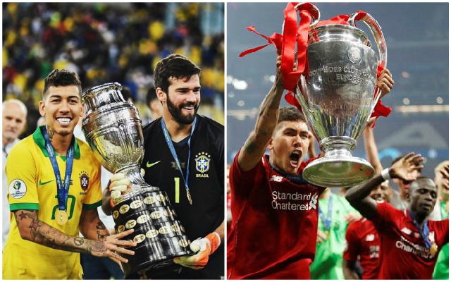 """Best in the game,"" ""Wouldn't swap him for anyone"": Reds fans quick to praise Copa América-winning Firmino"