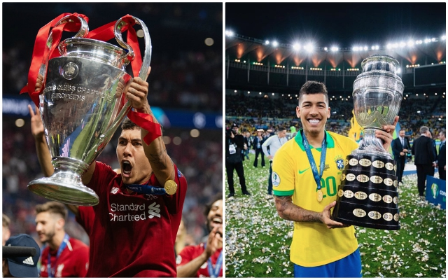 Copa América win showcases overlooked Firmino silverware stat