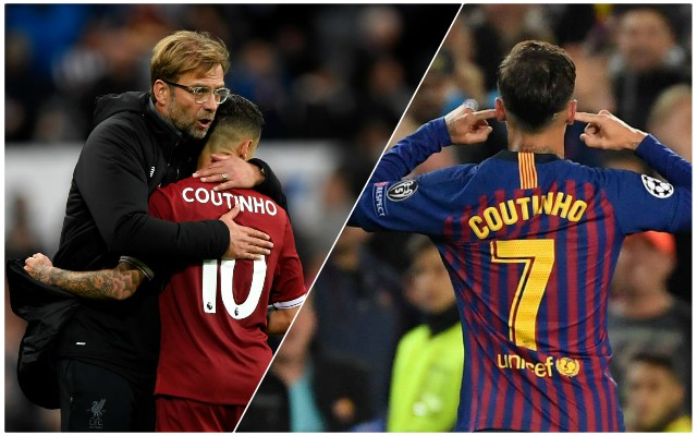 Barca's Coutinho price-tag named as Klopp deems Phil too expensive