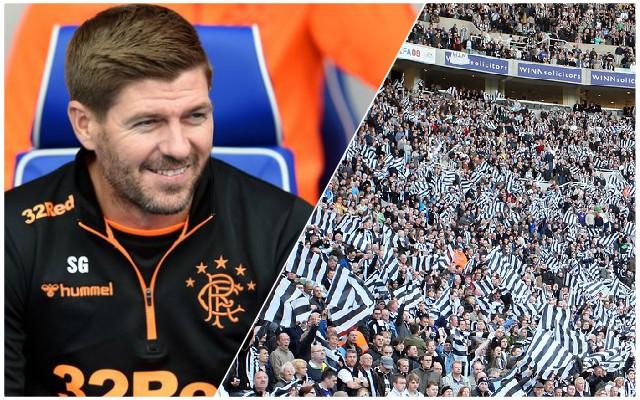 Steven Gerrard issues response to Premier League rumours