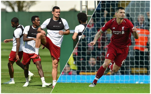 Dejan Lovren speaks out on the new season as he sets ambitious target
