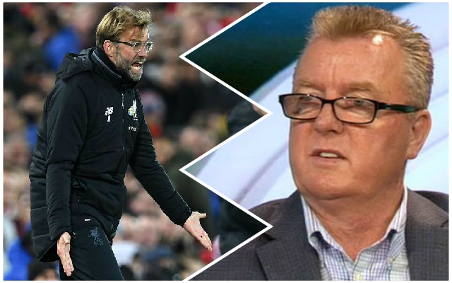 Steve Nicol pulls no punches as he savagely slams Reds man