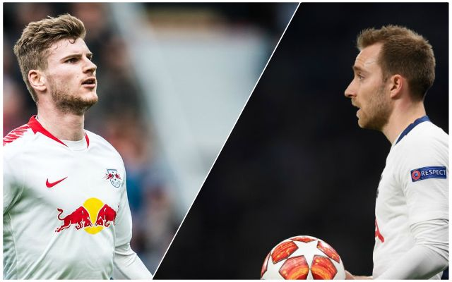 Five potentially brilliant 2020 Bosmans Liverpool could check out, including Werner and Sessegnon