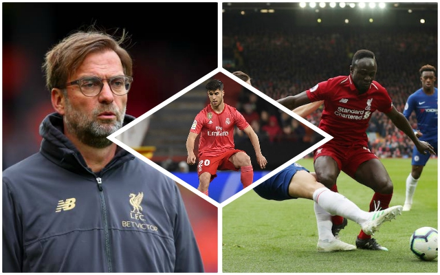 Reds set to be 'offered' chance to sign top star who Jurgen Klopp loves