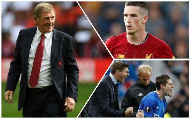 High praise from King Kenny leaves door open for winger's future at LFC