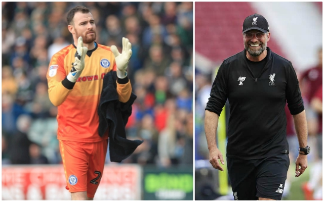 Klopp enlists services of 35-year-old veteran 'keeper for pre-season training