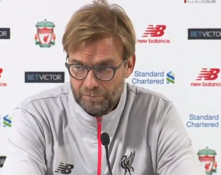(Video) What Klopp said about Origi in 2016 lays bare extent of comeback