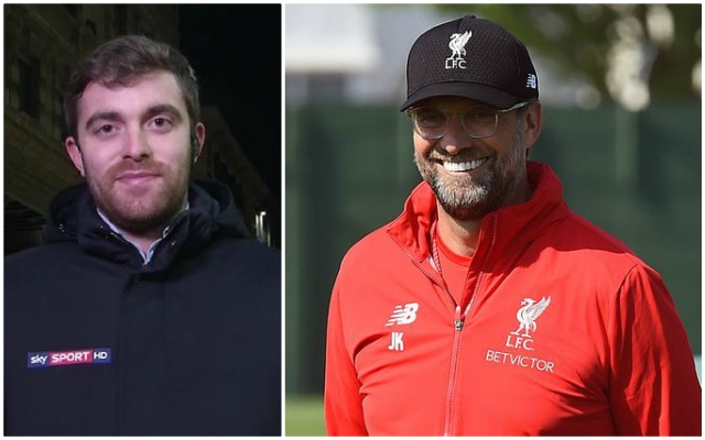 Klopp's been talking to world-class star 'for weeks now'; £27m man actively 'pushing' for Liverpool switch – Fabrizio Romano