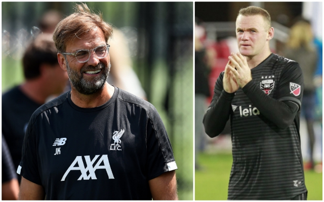 "Rooney reveals gritted teeth respect for Klopp, clutching at straws to find his ""only mistake"""