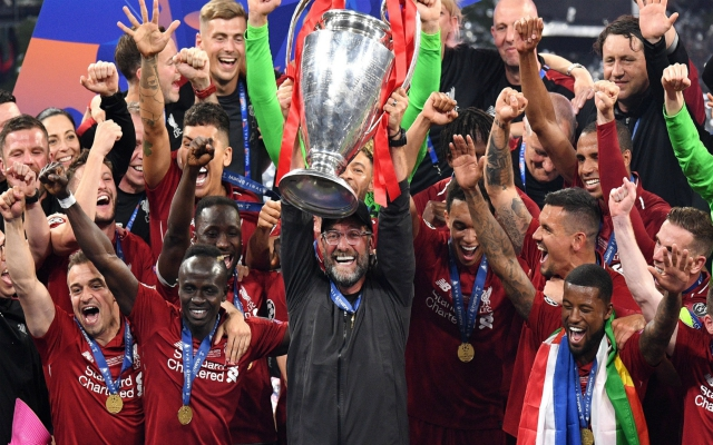 LFC named in top three for world's best clubs – ahead of Barça, Real, and Juve