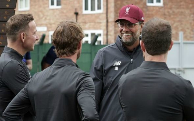 "Klopp compares ""reasonable money"" with ""crazy money"" in transfer window admission"