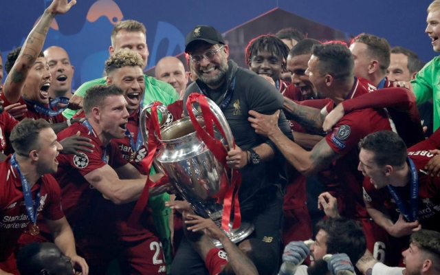 Stellar 18/19 & CL trophy helps Klopp to best German manager of the year award